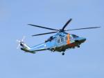 じゅんぼ〜さんが、成田国際空港で撮影した千葉県警察 AW139の航空フォト(写真)