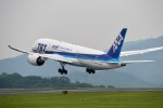 syuさんが、岡山空港で撮影した全日空 787-8 Dreamlinerの航空フォト(写真)