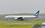 kix-boobyさんが、関西国際空港で撮影したキャセイパシフィック航空 777-367の航空フォト(写真)