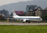LOTUSさんが、台北松山空港で撮影した中華民国空軍 737-8ARの航空フォト(写真)