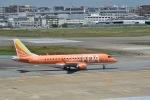 音さん@飛行機バカさんが、福岡空港で撮影したフジドリームエアラインズ ERJ-170-200 (ERJ-175STD)の航空フォト(写真)