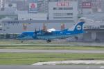 かずまっくすさんが、福岡空港で撮影した天草エアライン ATR-42-600の航空フォト(写真)