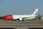 zettaishinさんが、ハノーファー空港で撮影したノルウェー・エア・インターナショナル 737-8JPの航空フォト(写真)