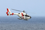 CL&CLさんが、奄美空港で撮影した学校法人ヒラタ学園 航空事業本部 EC135P2+の航空フォト(写真)