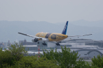 かずまっくすさんが、福岡空港で撮影した全日空 777-281/ERの航空フォト(写真)
