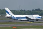 SFJ_capさんが、成田国際空港で撮影したヴォルガ・ドニエプル航空 An-124-100 Ruslanの航空フォト(写真)