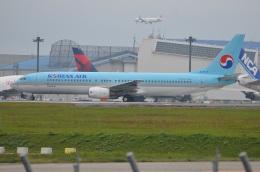 amagoさんが、成田国際空港で撮影した大韓航空 737-9B5の航空フォト(写真)