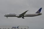 amagoさんが、成田国際空港で撮影したユナイテッド航空 787-9の航空フォト(写真)