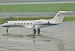 あしゅーさんが、福岡空港で撮影した南山公務 G-IV-X Gulfstream G450の航空フォト(写真)