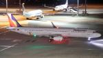 誘喜さんが、羽田空港で撮影したフィリピン航空 A321-231の航空フォト(写真)