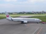 ノリださんが、宮古空港で撮影した日本トランスオーシャン航空 737-8Q3の航空フォト(写真)
