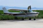 SFJ_capさんが、佐賀空港で撮影したエス・ジー・シー佐賀航空 172P Skyhawk IIの航空フォト(写真)