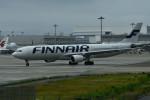 we love kixさんが、関西国際空港で撮影したフィンエアー A330-302Xの航空フォト(写真)