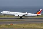 Wings Flapさんが、中部国際空港で撮影したフィリピン航空 A340-313の航空フォト(写真)