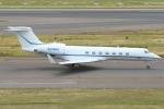 Wings Flapさんが、中部国際空港で撮影したウィルミントン・トラスト・カンパニー G-V-SP Gulfstream G550の航空フォト(写真)