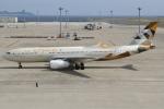Wings Flapさんが、中部国際空港で撮影したエティハド航空 A330-243の航空フォト(写真)