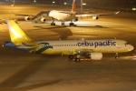 Wings Flapさんが、中部国際空港で撮影したセブパシフィック航空 A320-214の航空フォト(写真)