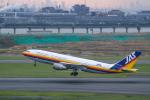 airbandさんが、羽田空港で撮影した日本エアシステム A300B4-2Cの航空フォト(写真)