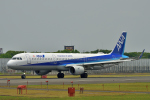 J_Yankeeさんが、伊丹空港で撮影した全日空 A321-211の航空フォト(写真)