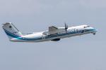 Y-Kenzoさんが、羽田空港で撮影した海上保安庁 DHC-8-315 Dash 8の航空フォト(写真)
