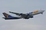 デルタおA330さんが、横田基地で撮影したアトラス航空 747-446の航空フォト(写真)