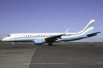 Gulf650Erさんが、羽田空港で撮影したダリア・エア ERJ-190-100 ECJ (Lineage 1000)の航空フォト(写真)