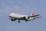 ☆ライダーさんが、成田国際空港で撮影したエア・カナダ 767-375/ERの航空フォト(写真)