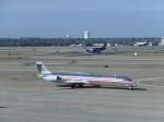 flying-dutchmanさんが、ダラス・フォートワース国際空港で撮影したアメリカン航空 MD-82 (DC-9-82)の航空フォト(写真)