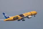 A350XWB-HNDさんが、伊丹空港で撮影した全日空 777-281/ERの航空フォト(写真)