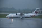 A350XWB-HNDさんが、鹿児島空港で撮影した日本エアコミューター ATR-42-600の航空フォト(写真)