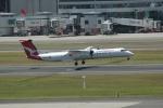 flying-dutchmanさんが、シドニー国際空港で撮影したサンステート・エアラインズ DHC-8-402Q Dash 8の航空フォト(写真)