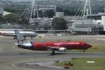 flying-dutchmanさんが、シドニー国際空港で撮影したヴァージン・ブルー 737-8FEの航空フォト(写真)