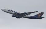 ユージ@RJTYさんが、横田基地で撮影したアトラス航空 747-446の航空フォト(写真)