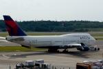 Harry Lennonさんが、成田国際空港で撮影したデルタ航空 747-451の航空フォト(写真)