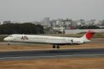 flying-dutchmanさんが、伊丹空港で撮影した日本航空 MD-81 (DC-9-81)の航空フォト(写真)