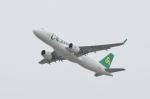 mild lifeさんが、関西国際空港で撮影した春秋航空 A320-214の航空フォト(写真)