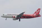 安芸あすかさんが、タンソンニャット国際空港で撮影したエアアジア A320-216の航空フォト(写真)