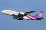 HISATAKUさんが、関西国際空港で撮影したタイ国際航空 A380-841の航空フォト(写真)