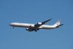ポン太さんが、成田国際空港で撮影したエティハド航空 A340-642Xの航空フォト(写真)