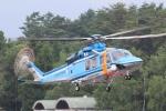 やまけんさんが、松本空港で撮影した長野県警察 AW139の航空フォト(写真)