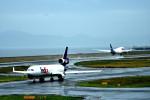 we love kixさんが、関西国際空港で撮影したフェデックス・エクスプレス MD-11Fの航空フォト(写真)