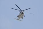 せせらぎさんが、中部国際空港で撮影した海上保安庁 AW139の航空フォト(写真)