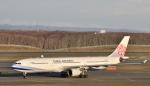 Take51さんが、新千歳空港で撮影したチャイナエアライン A330-302の航空フォト(写真)