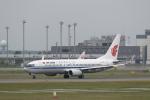 ATOMさんが、新千歳空港で撮影した中国国際航空 737-89Lの航空フォト(写真)
