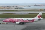 ATOMさんが、那覇空港で撮影した日本トランスオーシャン航空 737-446の航空フォト(写真)