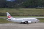 ATOMさんが、新石垣空港で撮影した日本トランスオーシャン航空 737-446の航空フォト(写真)
