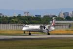 リクパパさんが、伊丹空港で撮影した日本エアコミューター DHC-8-402Q Dash 8の航空フォト(写真)