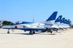 Kuuさんが、米子空港で撮影した航空自衛隊 T-4の航空フォト(写真)