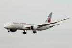 RinRinFlyさんが、成田国際空港で撮影したエア・カナダ 787-9の航空フォト(写真)