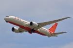 リクパパさんが、関西国際空港で撮影したエア・インディア 787-8 Dreamlinerの航空フォト(写真)